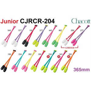 Chacott Junior Rubber Clubs (365 mm) (Linkable ends) 301505-0004-98