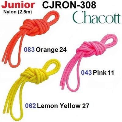 Chacott Junior Gym Rope (Nylon) (2.5 m) 301509-0008-98