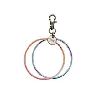 Chacott 599 Gold x Silver Mini Hoop Key Chain 301420-0033-38