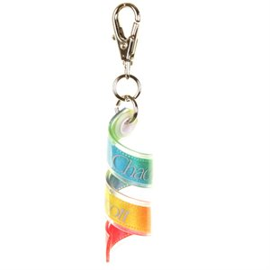 Chacott Mini Ribbon Key Chain 301420-0025-28