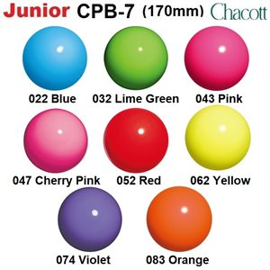 Chacott Gym Ballon de Pratique (170 mm) 301503-0007-98