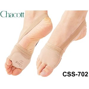 Chacott Pro Skin Toe Shoes 3198-06702