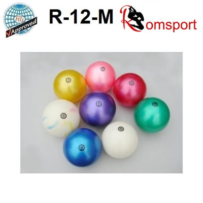 Romsports Metallic Ball (18.5 cm) R-12-M
