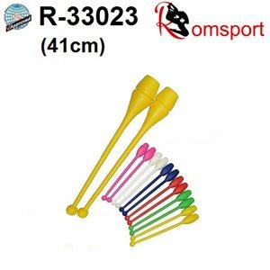 Romsports Mitufa Plastic Clubs (41 cm) R-33023