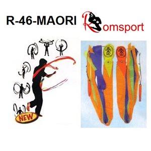 Romsports 2 Recreational Maori Ribbons R-46-MAORI