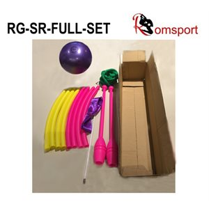 FIG Senior Gymnastic set