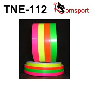 "Romsports Neon Adhesive Tape (75' x 1 / 2"") TNE-1 / 2"