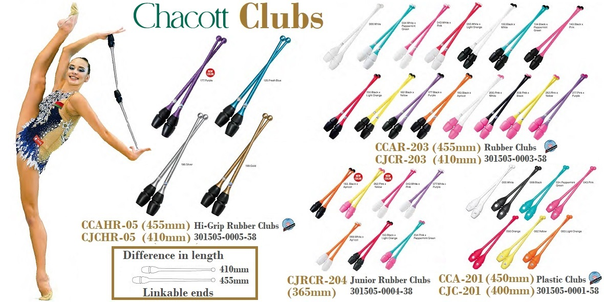 Chacott Clubs